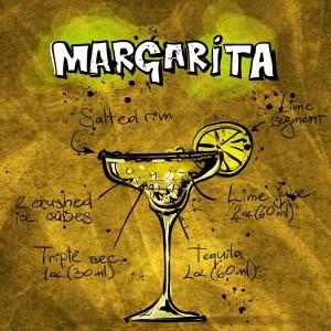 Cocktail selber machen - Margarita